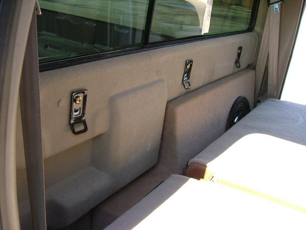 04 Crewcab Sub Enclosure Powerstrokenation Ford